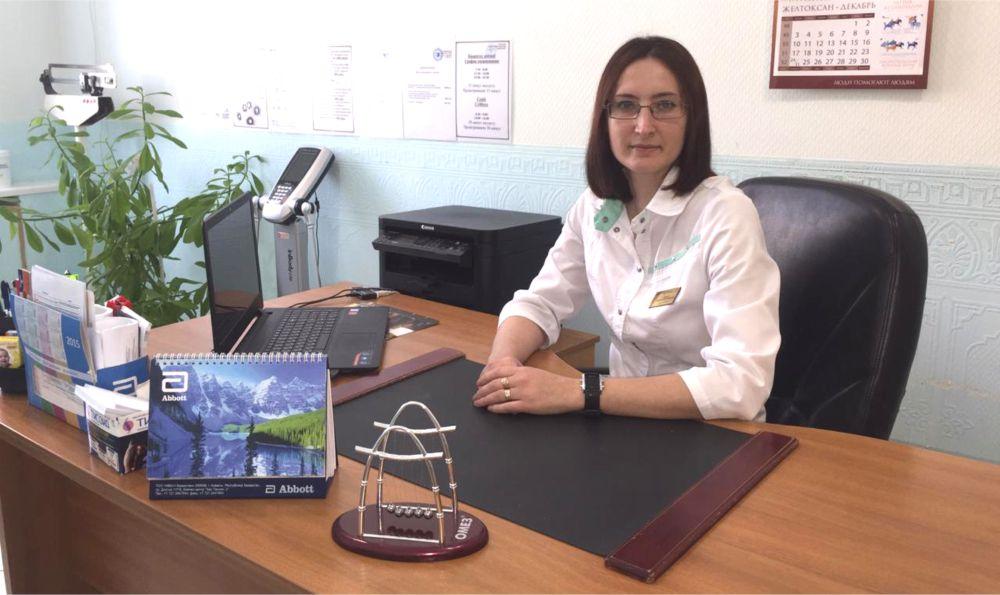 Гастроэнтеролог в Нур-Султане, Астане - Павлова Анастасия Александровна